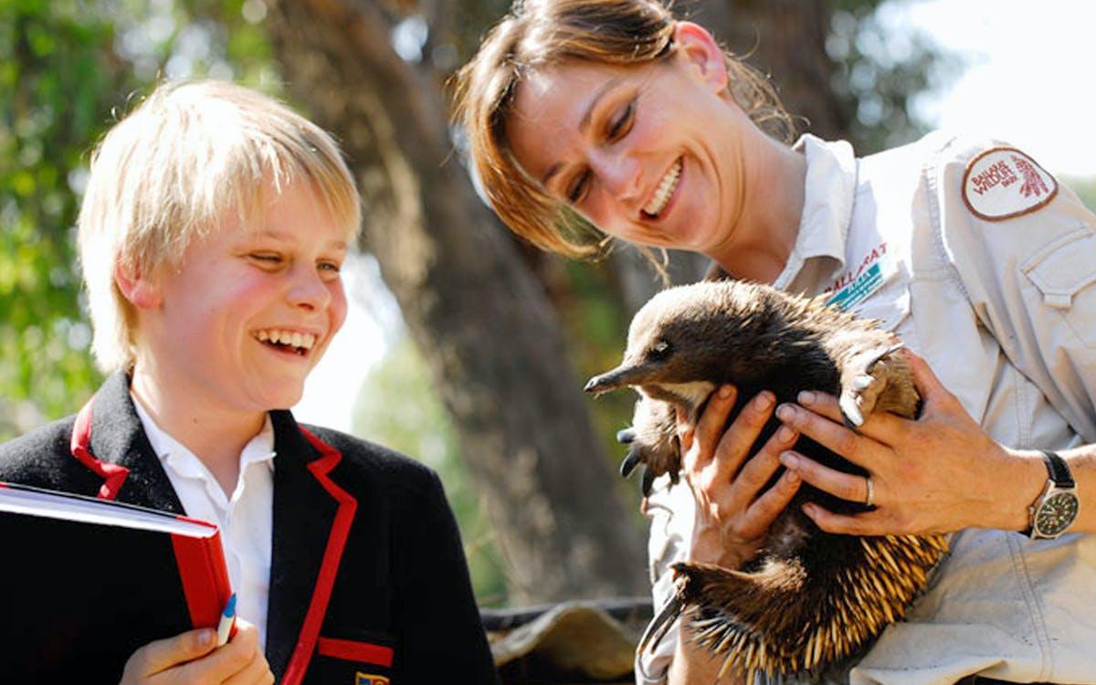 ballarat wildlife park admission tickets-0
