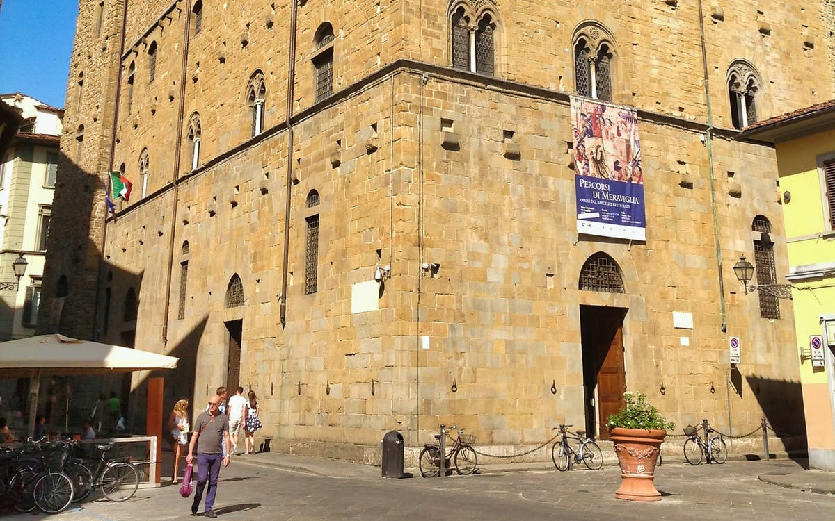 skip the line tickets : museo del bargello-1