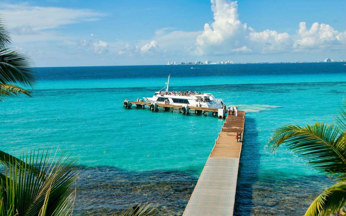 isla mujeres: garrafón reef natural park with optional vip pass -0