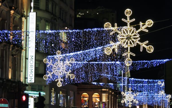 Christmas Day 2021 In London Book The Christmas Eve Illuminations Of London Tour Updated 2021 Headout