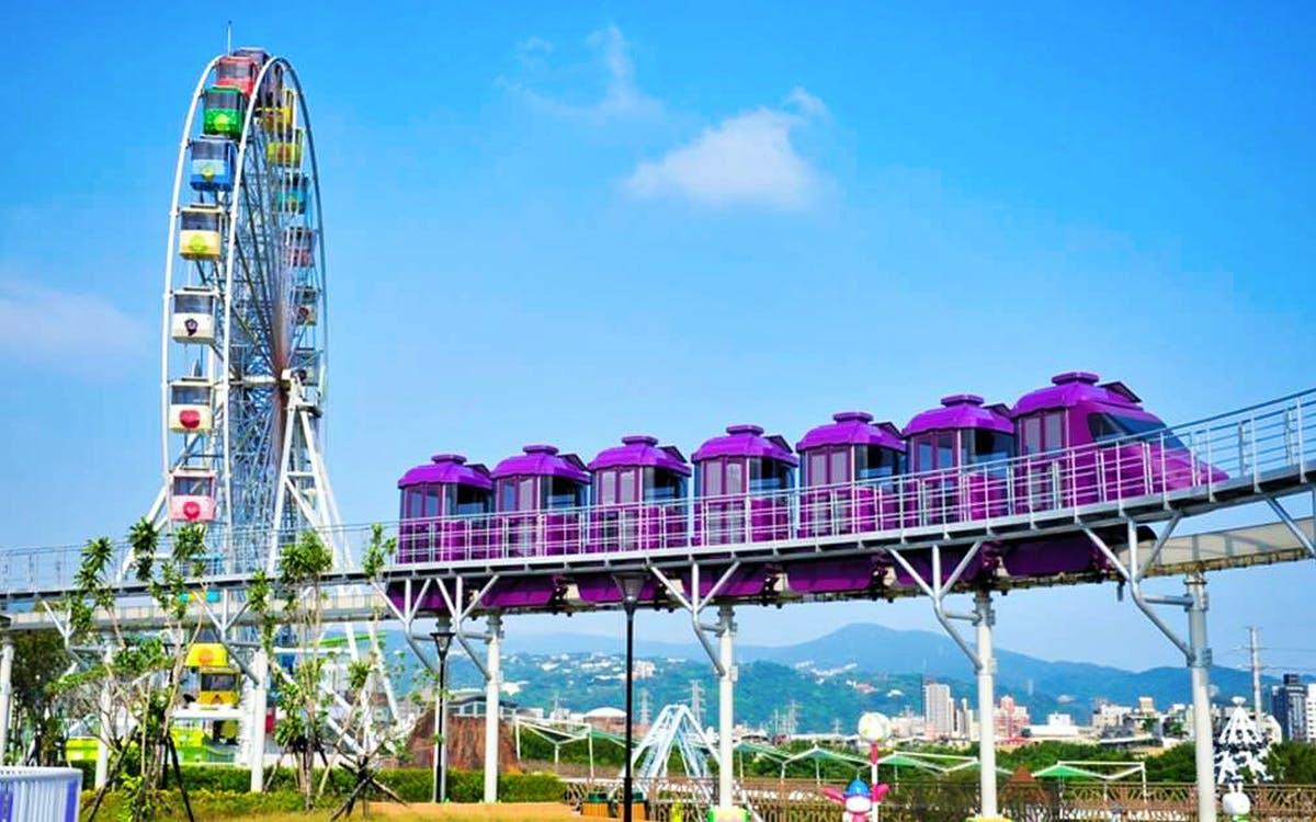 taipei children's amusement park one day pass-1