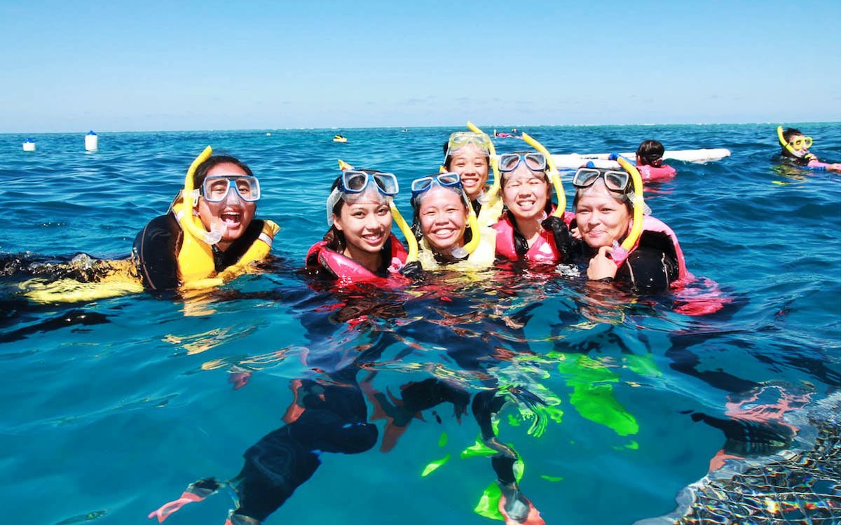 green island & great barrier reef adventure cruise with lunch-1