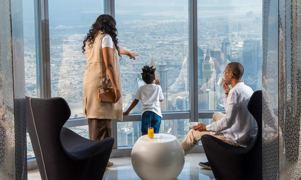 Burj Khalifa Advantages
