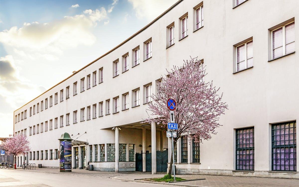 oskar schindler`s factory & plaszow concentration camp guided tour-0