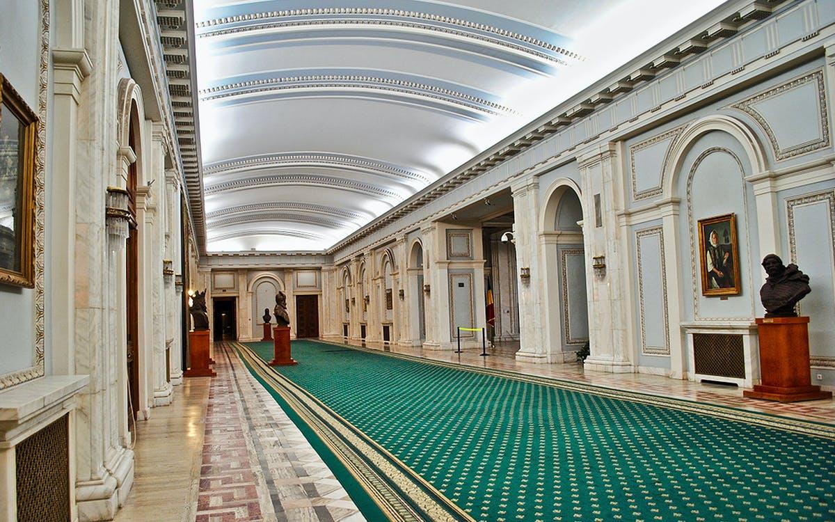 bucharest: parliament palace skip-the-line ticket-0