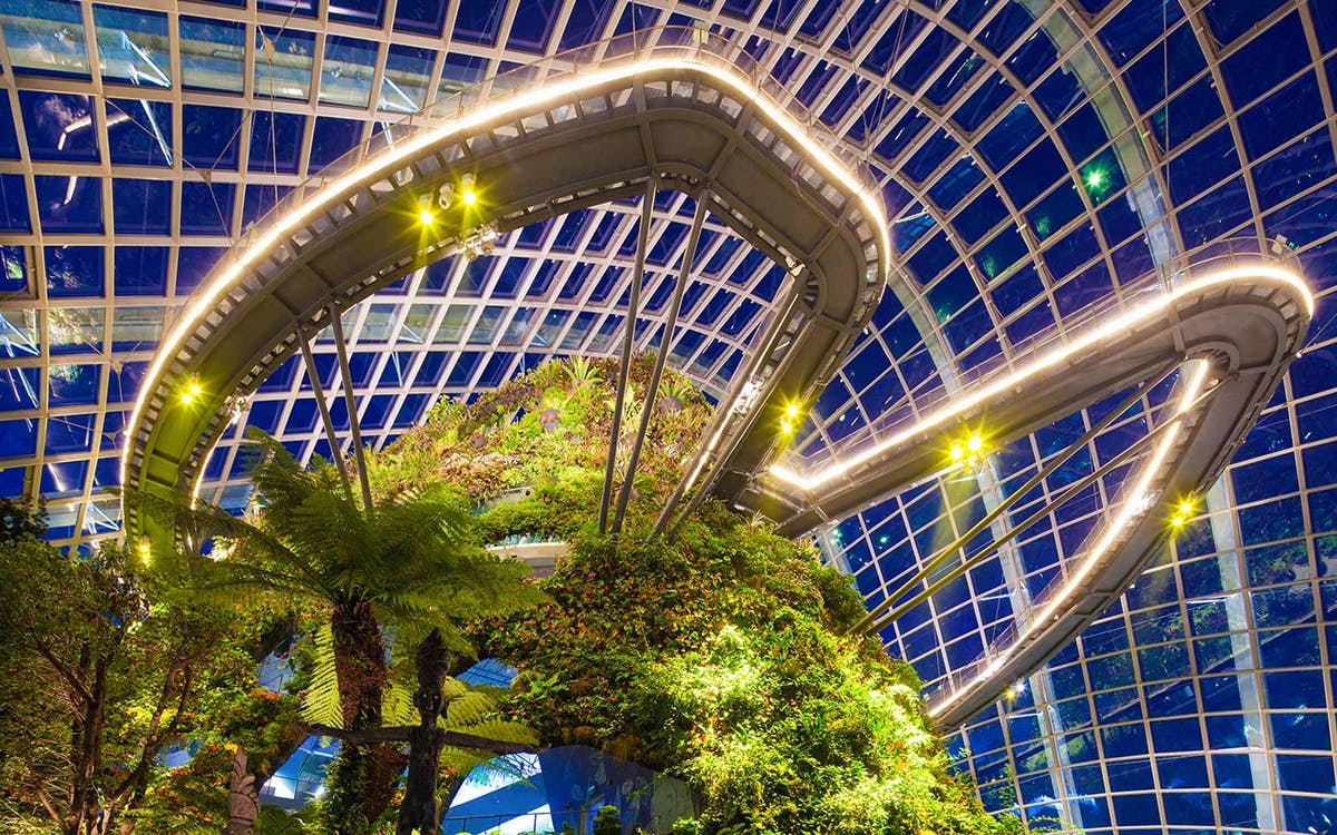 gardens by the bay + floral fantasy-1