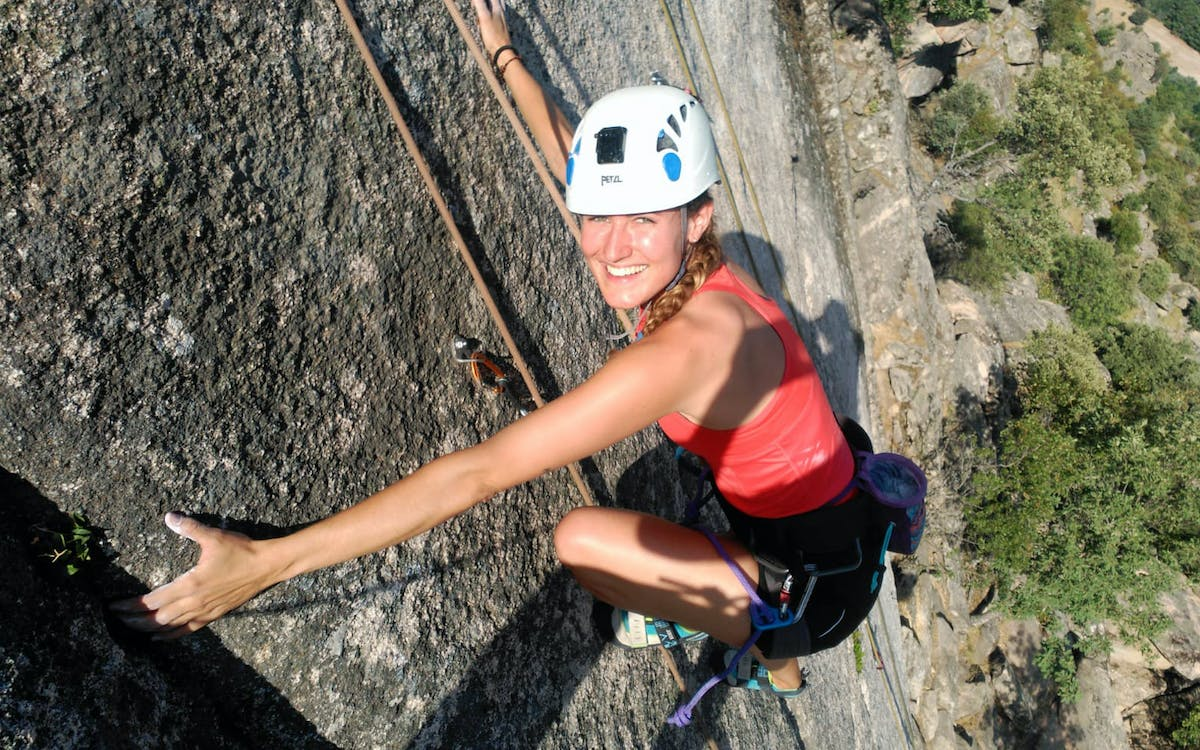 guadarrama national park rock climbing in madrid with transfers-1