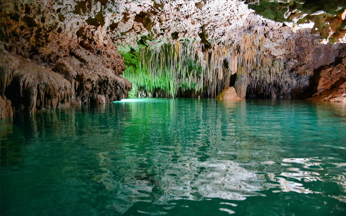 rio secreto underground river & salon de la paz tour with optional transfers-1