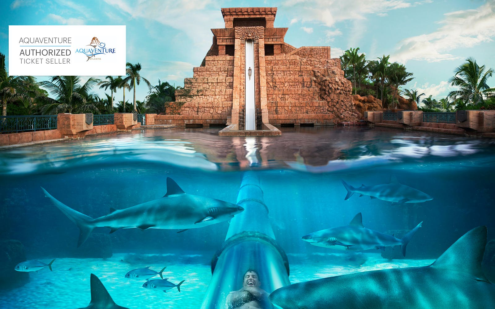 Aquaventure Water Park Tickets