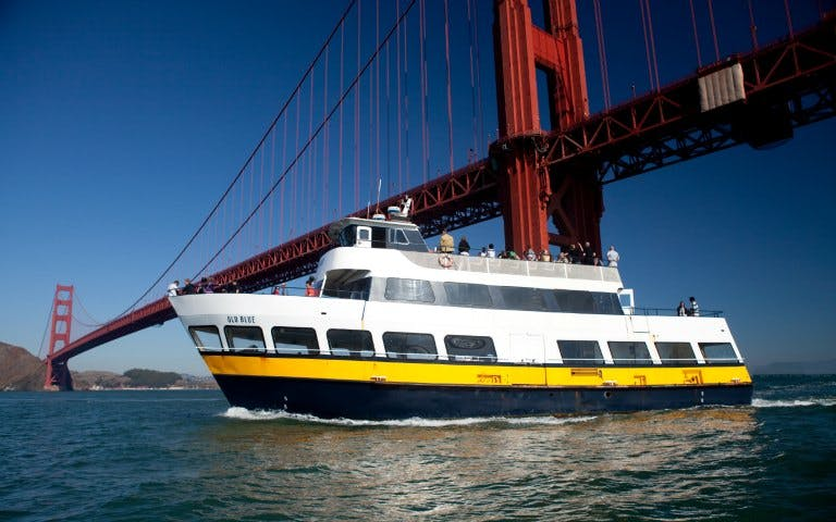 muir woods & sausalito tour + golden gate bay cruise -2