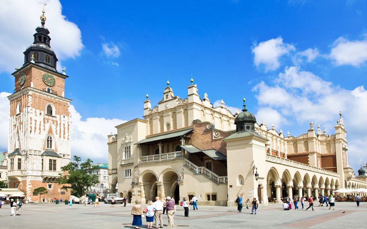 krakow balice airport transfers - to/from the city center-0