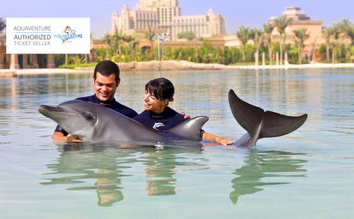 Aquaventure Waterpark & Dolphin Encounter