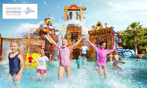 5 Day Dubai Itinerary - Aquaventure Waterpark - 2