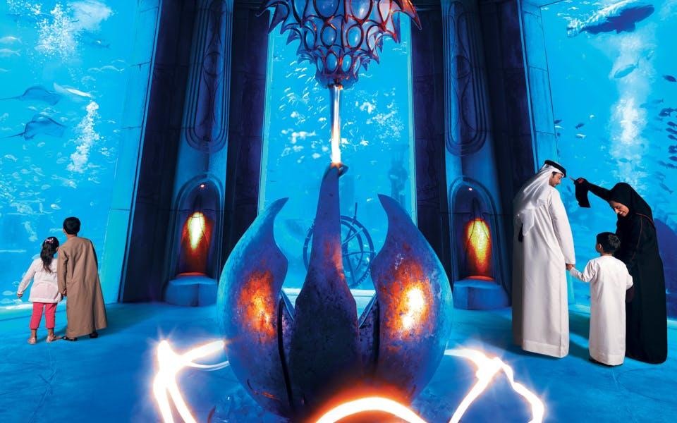 the lost chambers aquarium-0
