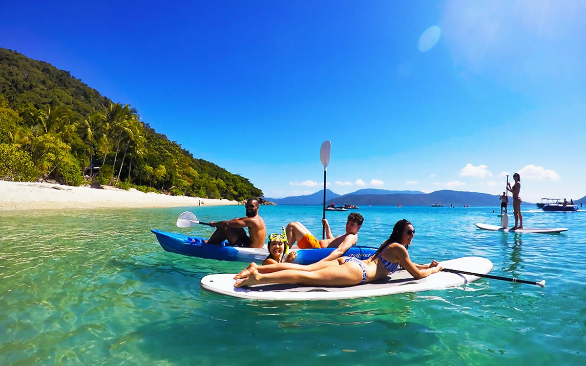 half day fitzroy island adventure tour from cairns-1