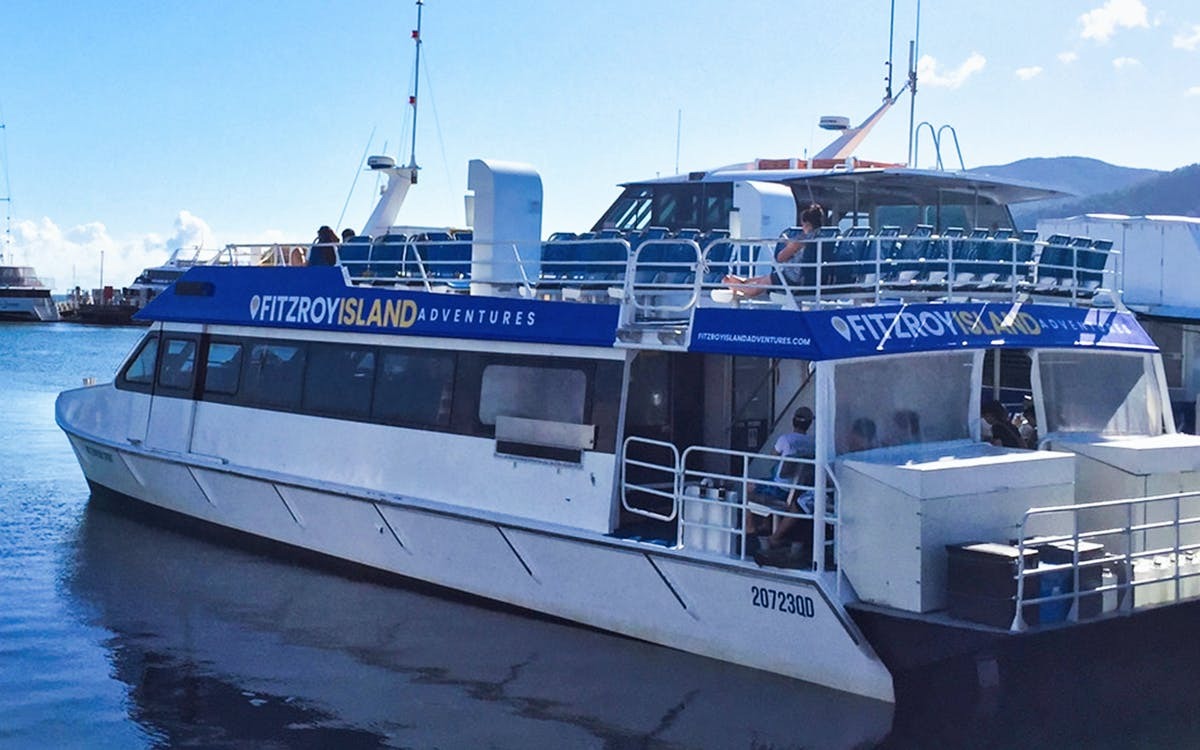 half day fitzroy island adventure tour from cairns-0