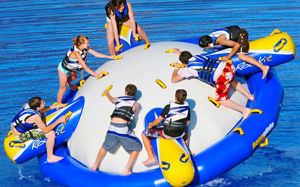 gold coast aqua park admission ticket-0