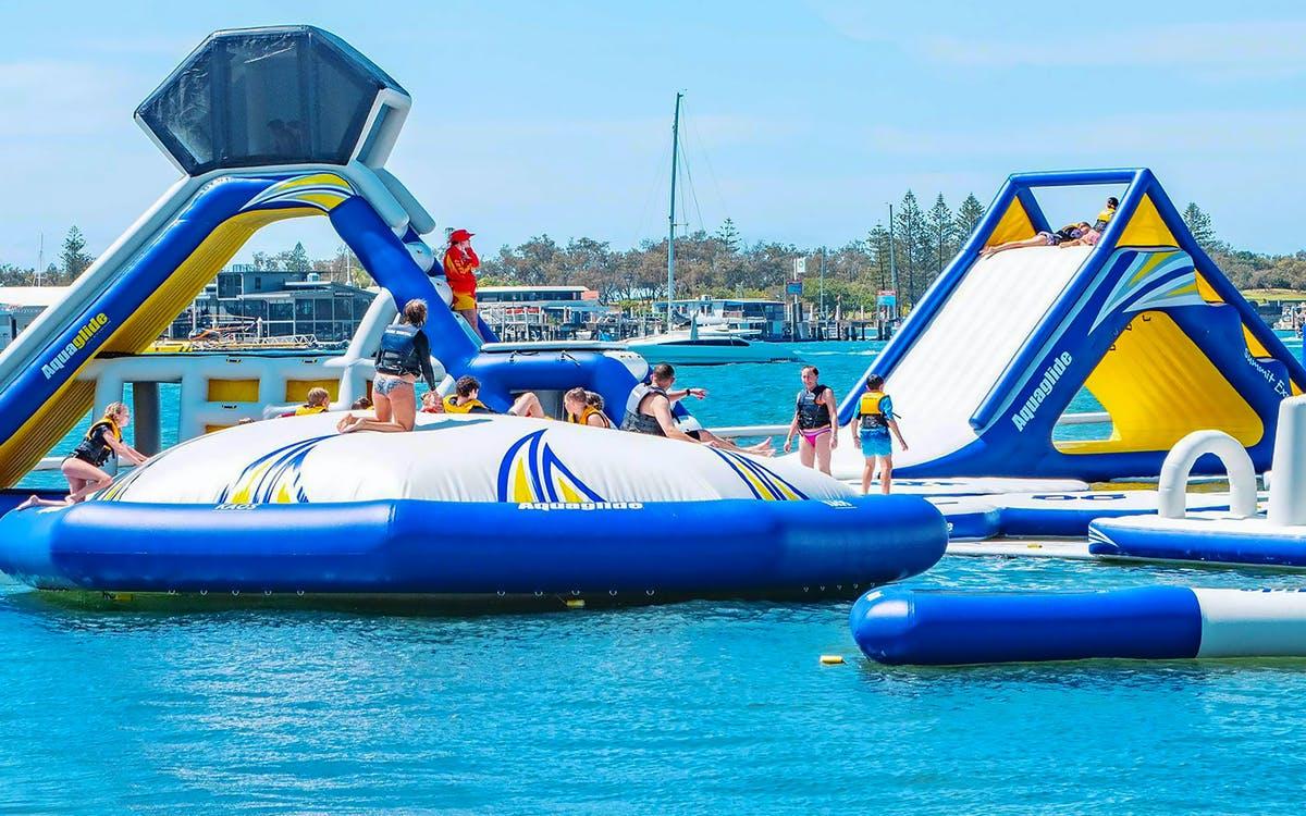gold coast aqua park admission ticket-1