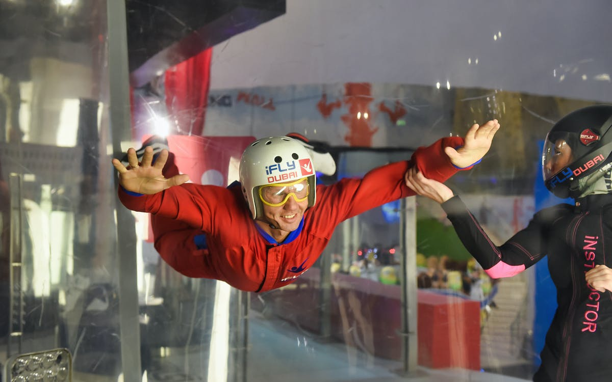 ifly dubai indoor skydive experience-1