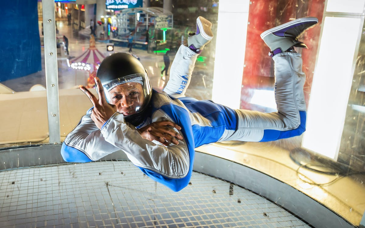 ifly dubai indoor skydive experience-3
