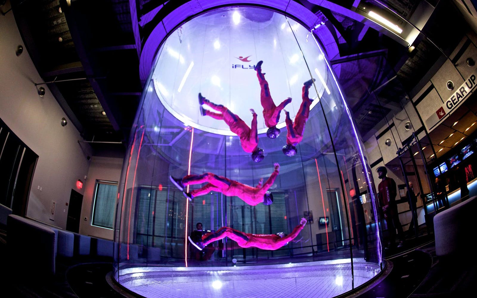 iFly Skydive
