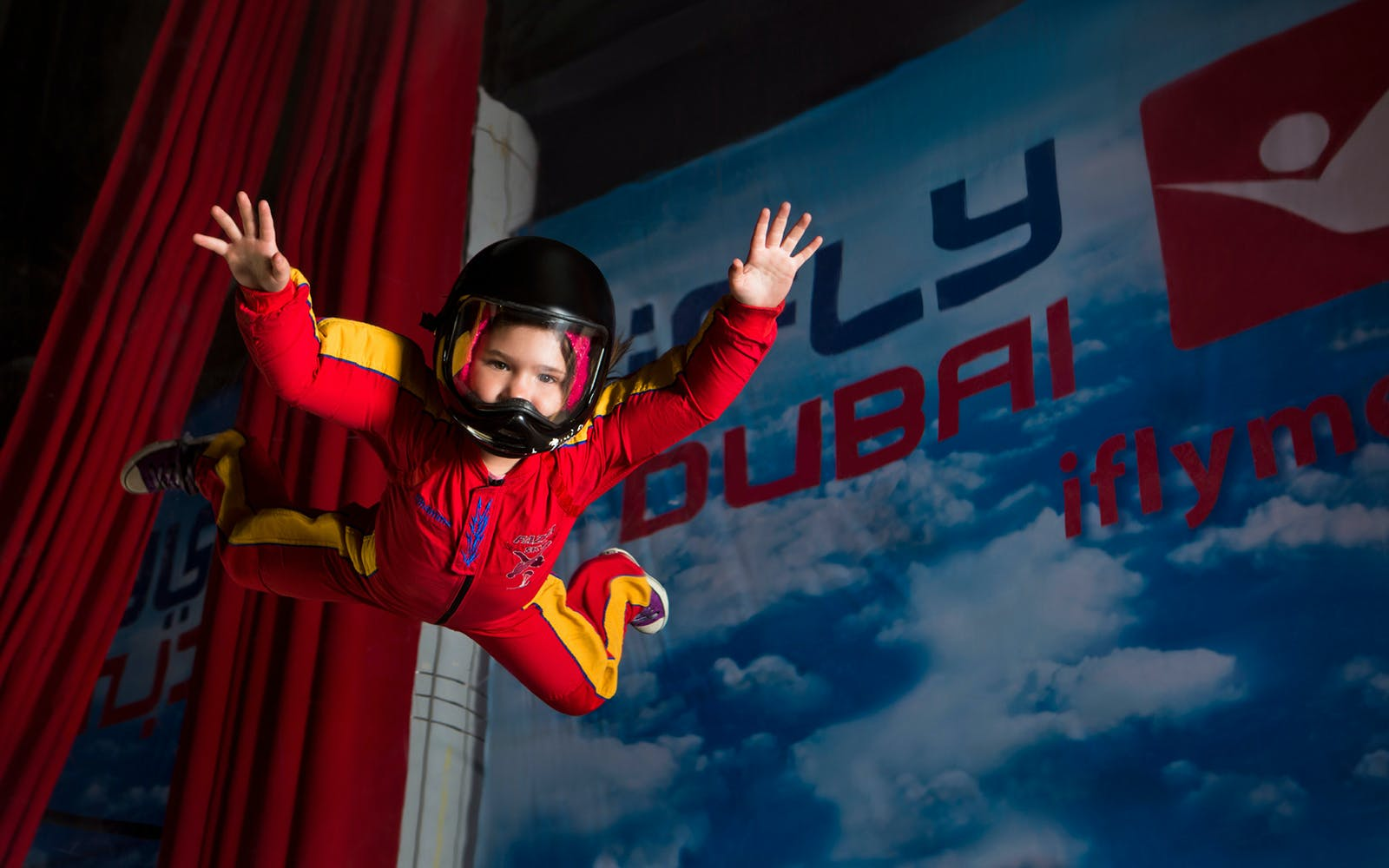 iFly Dubai Indoor Skydive Experience