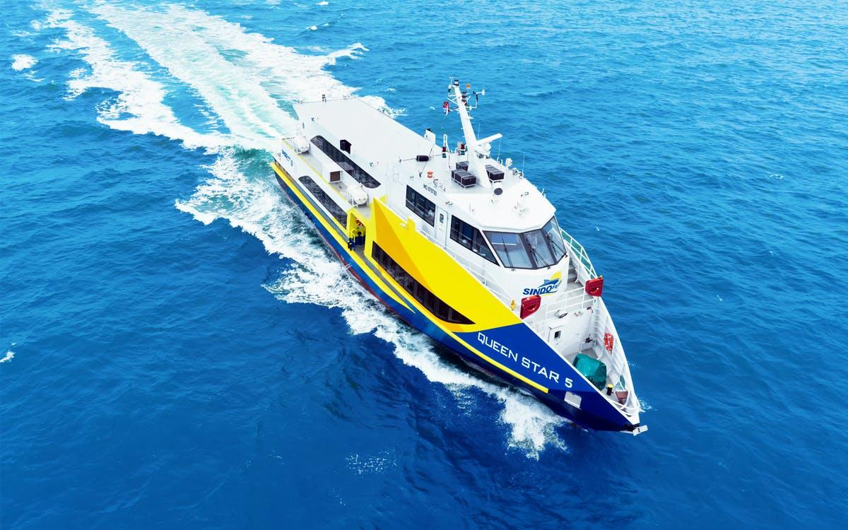 singapore discovery journey - sindo ferry-1