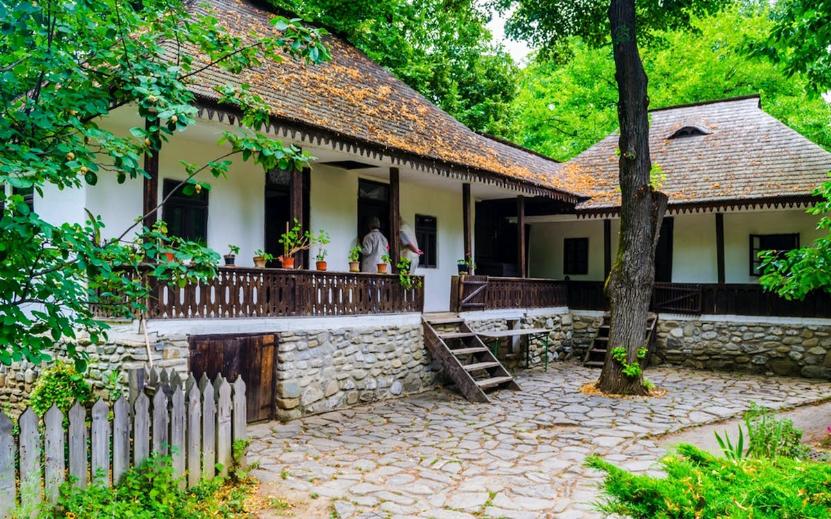 private sightseeing tour of bucharest with village museum included -0