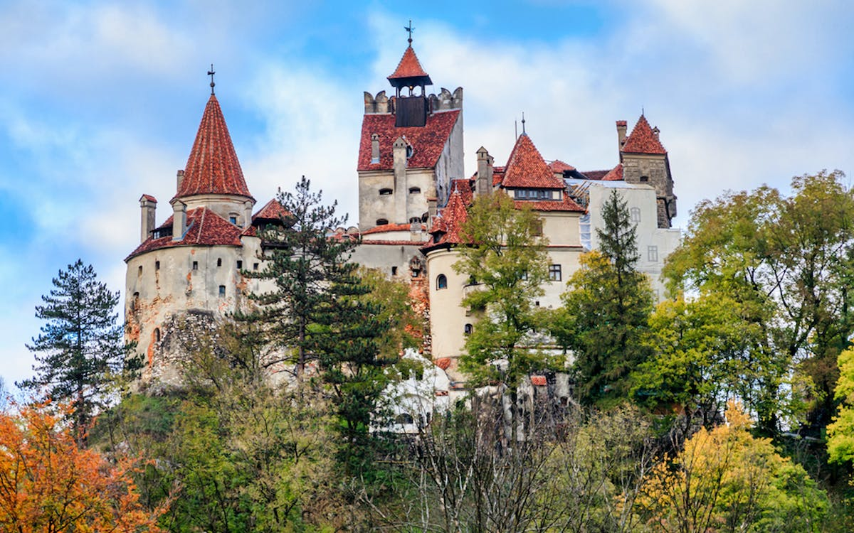 from bucharest: day trip to dracula`s castle - small group-0