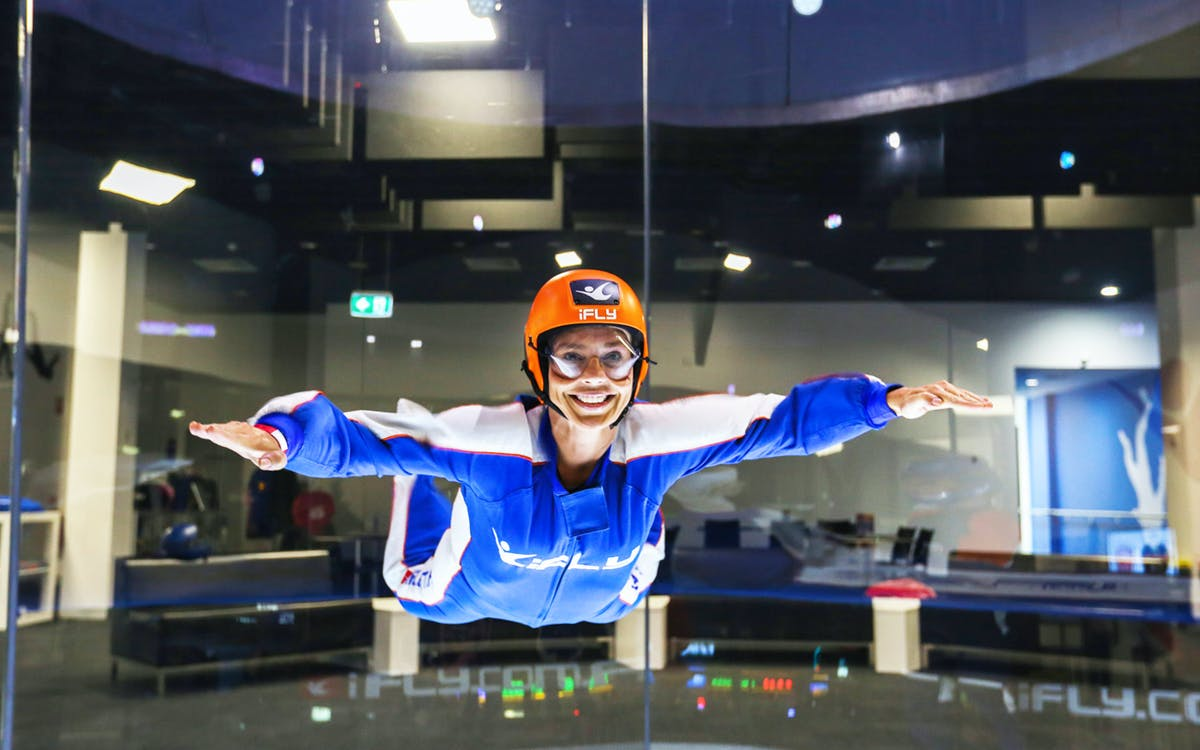 ifly indoor skydiving experience-1