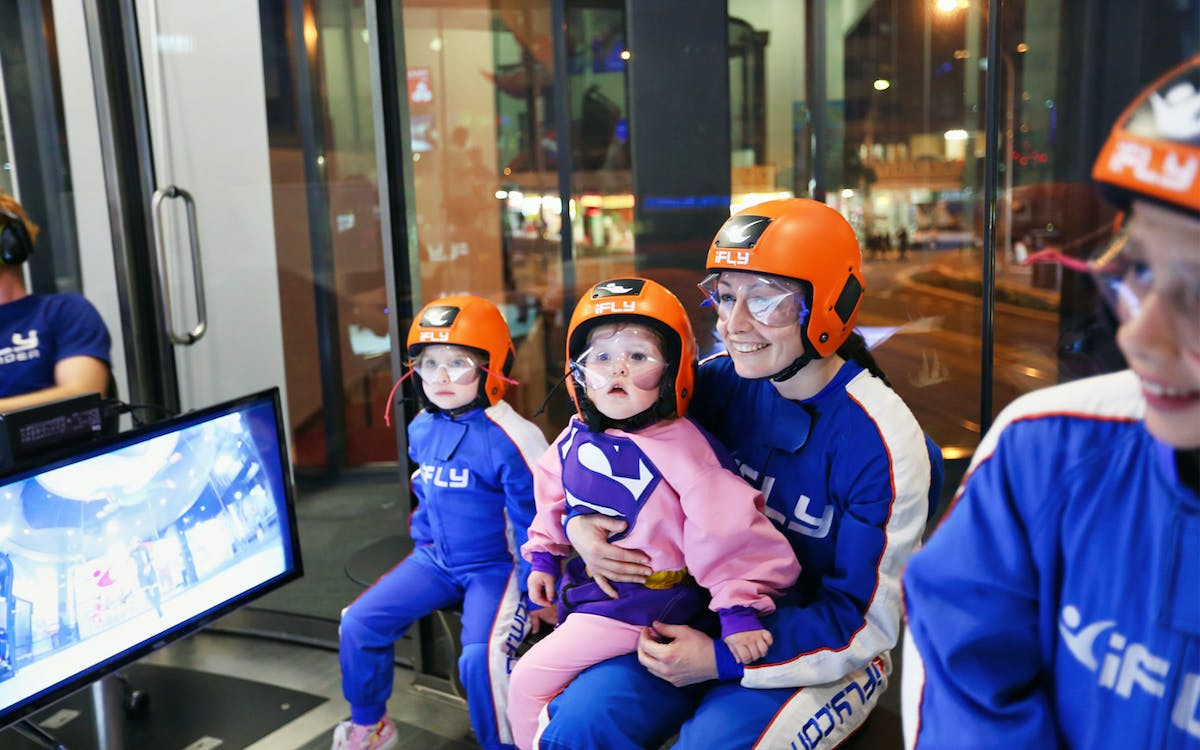 ifly indoor skydiving experience-0