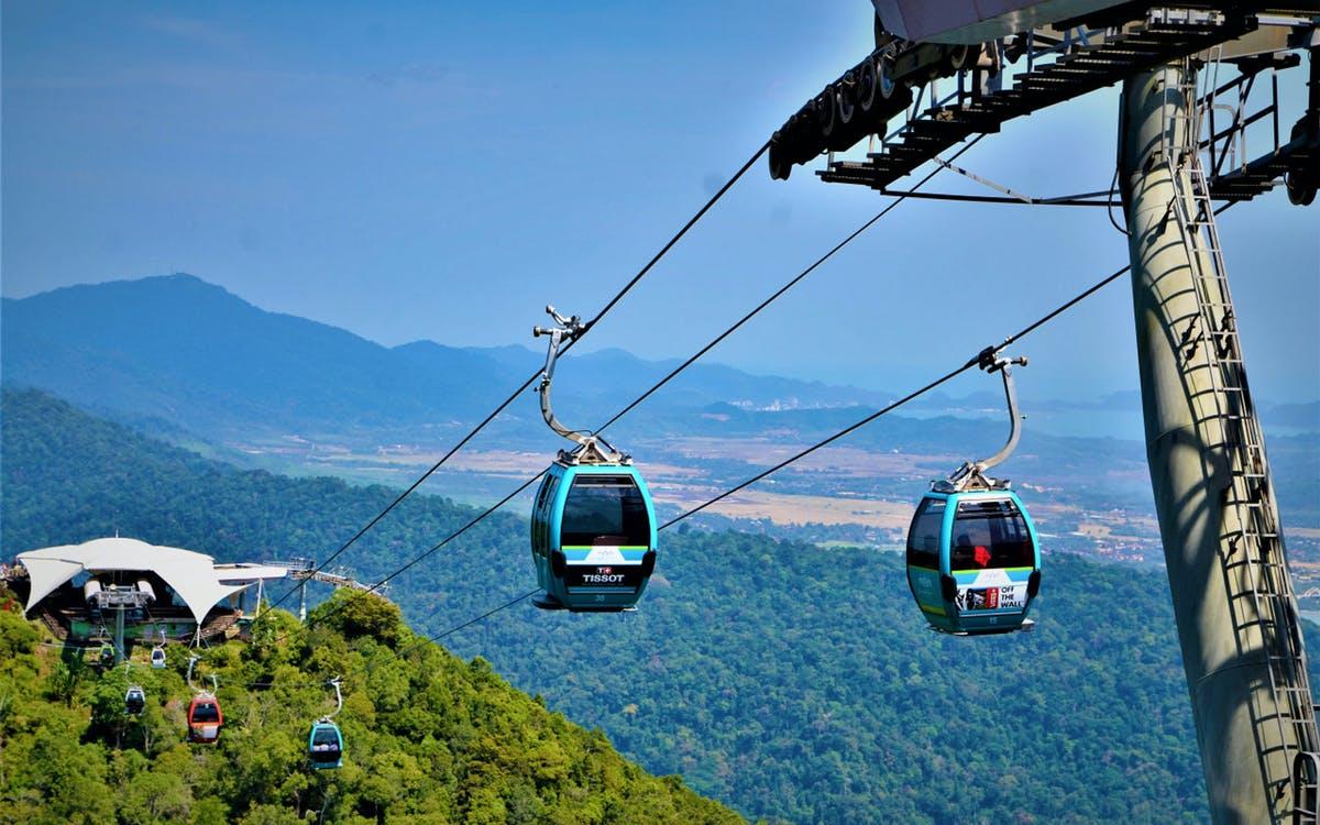 langkawi skycab cable car + 3d art langkawi + skydome + skyrex-1