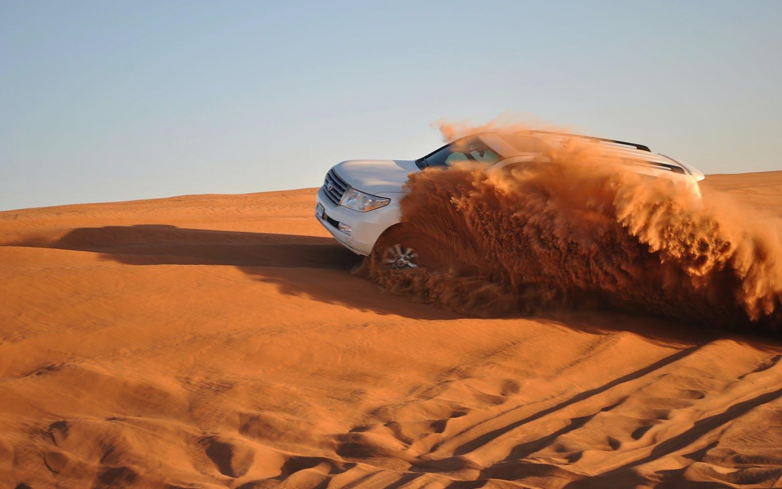 dubai desert safari guide