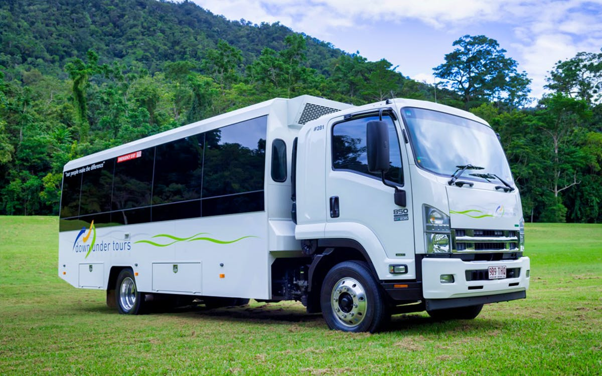 daintree, cape tribulation & mossman gorge tour with cruise & lunch-0