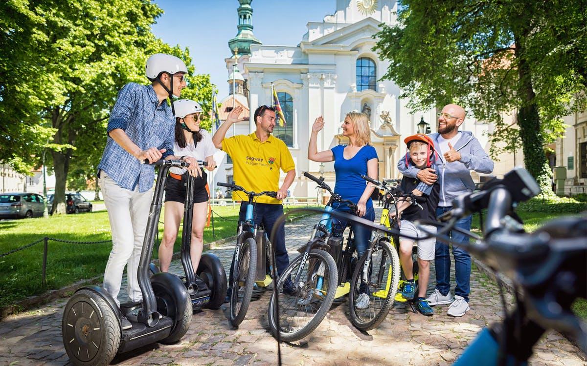 prague: segway tour with free taxi transport-1