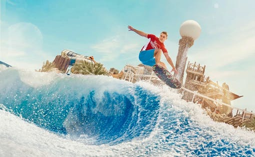 Yas Waterworld Summer Offer