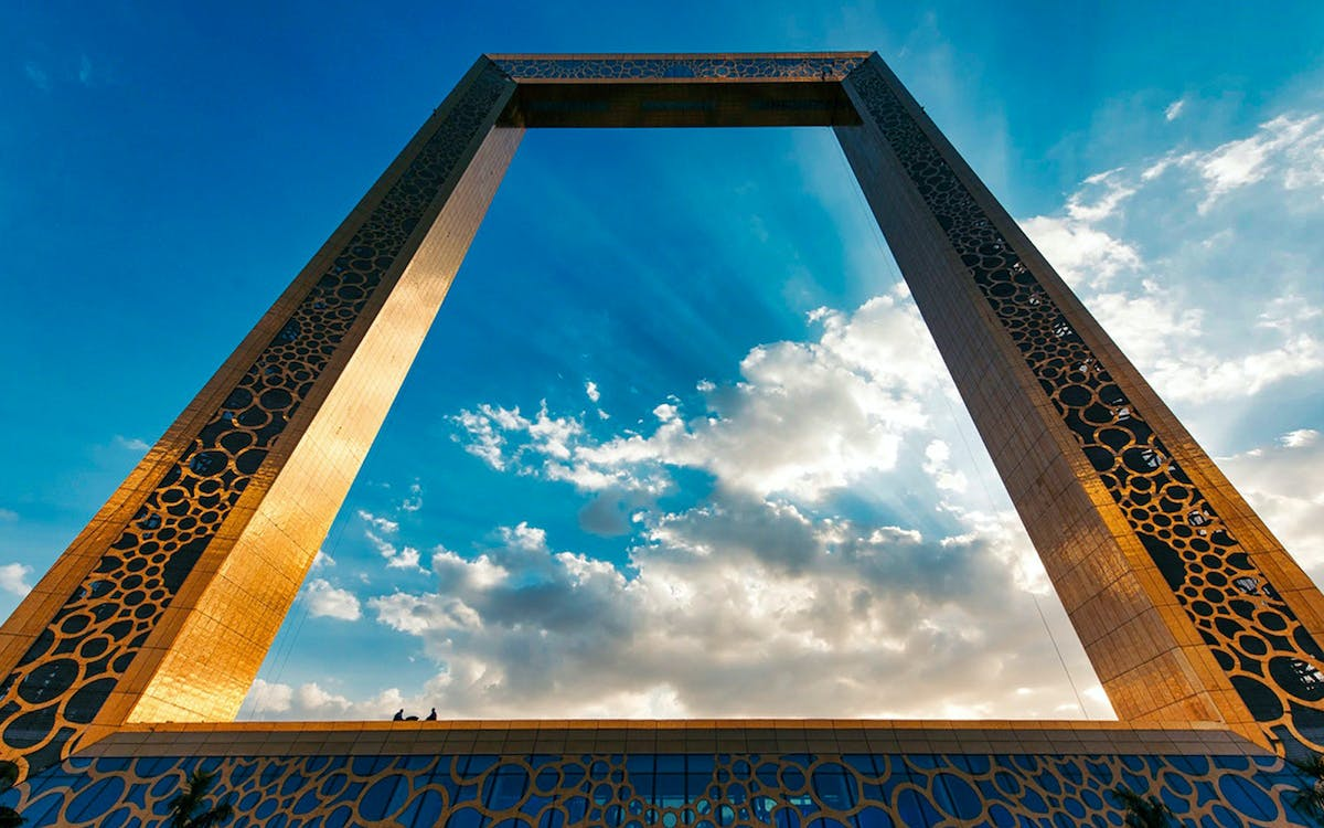 breakfast at dubai frame tickets: 45 minutes of gold-1