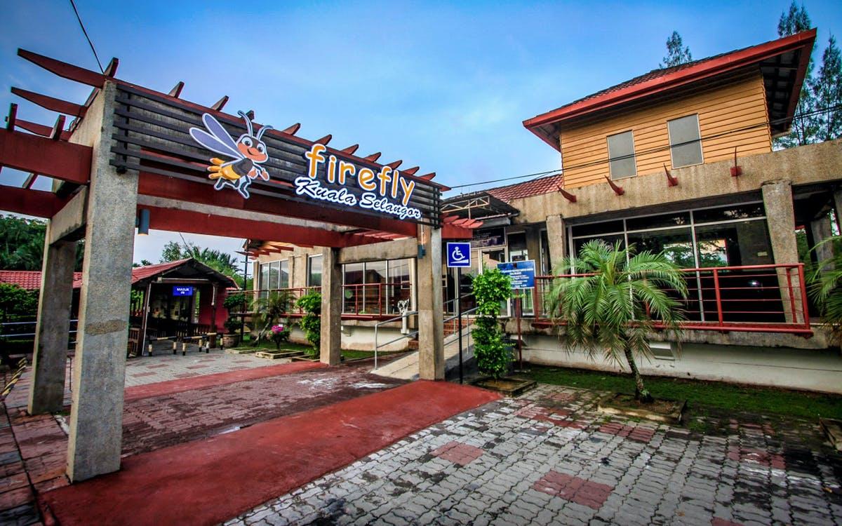 kampung kuantan fireflies park - group tour-1