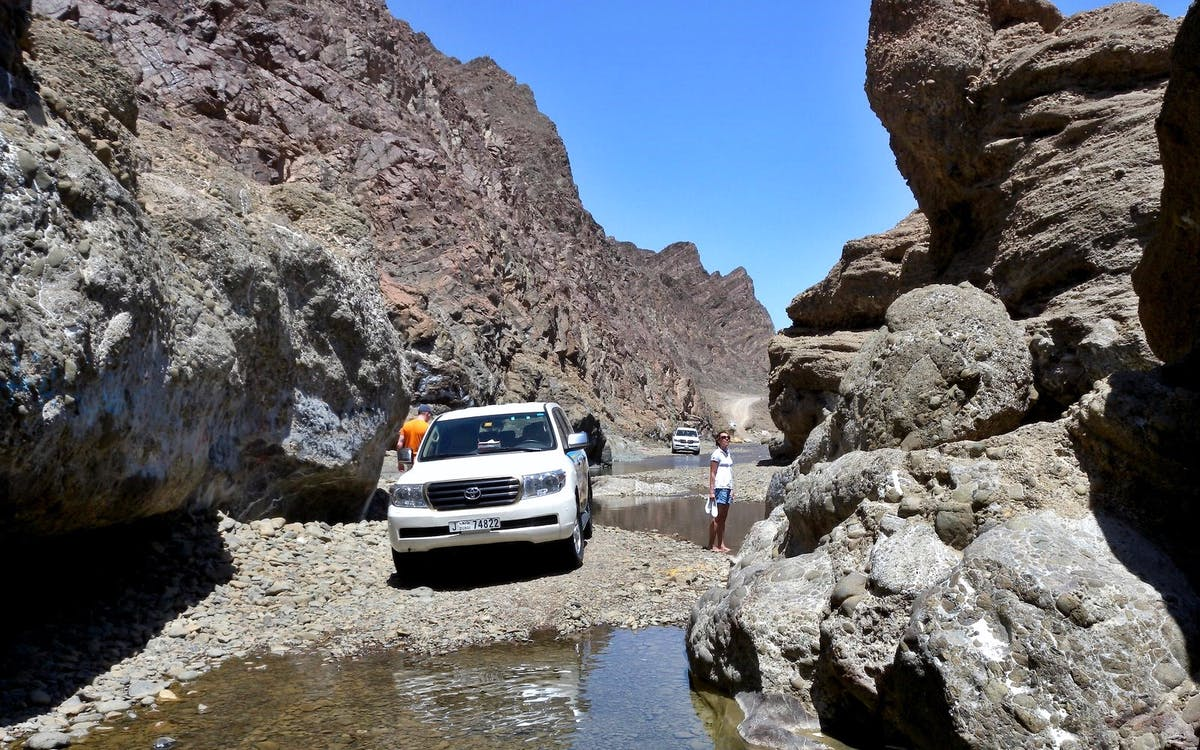 4x4 hatta day trip to heritage village and fossil rock-1