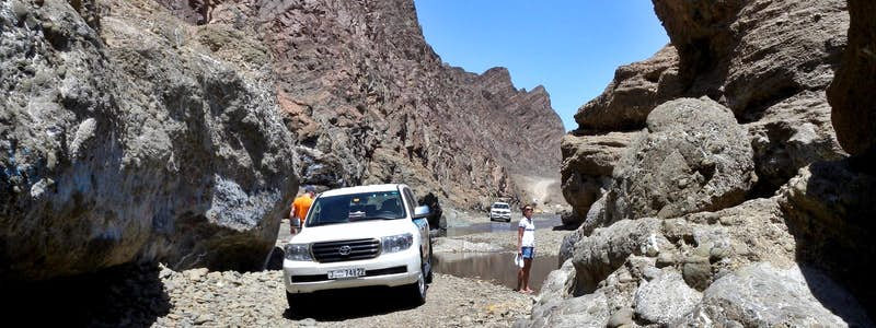 hajar mountains day trip