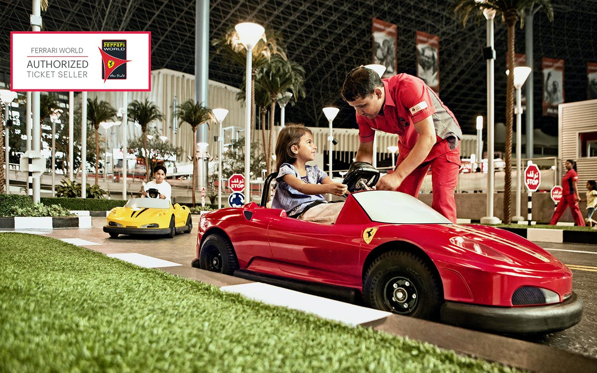 ferrari world tickets with transfers-3