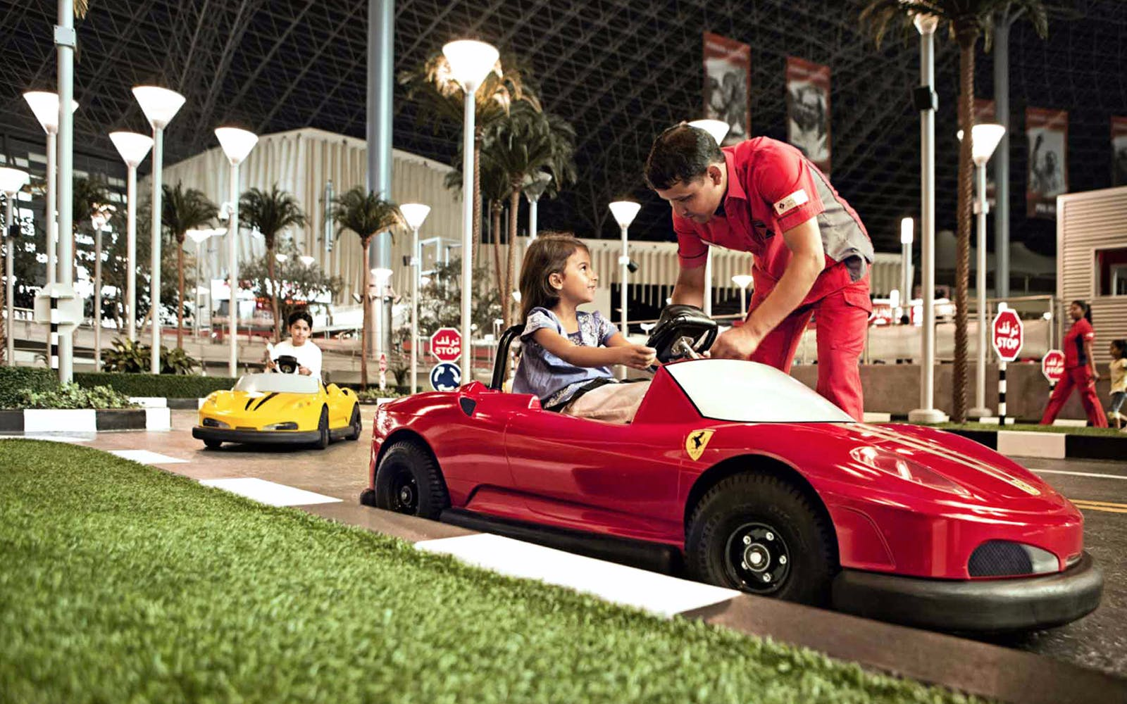 ferrari world and yas waterworld one day pass with transfers-2