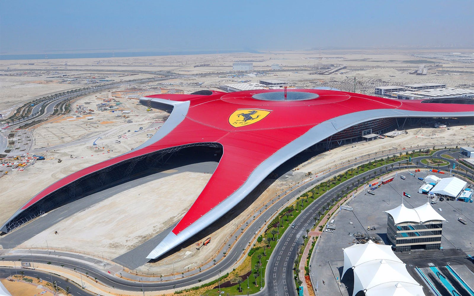 ferrari world and yas waterworld one day pass with transfers-6