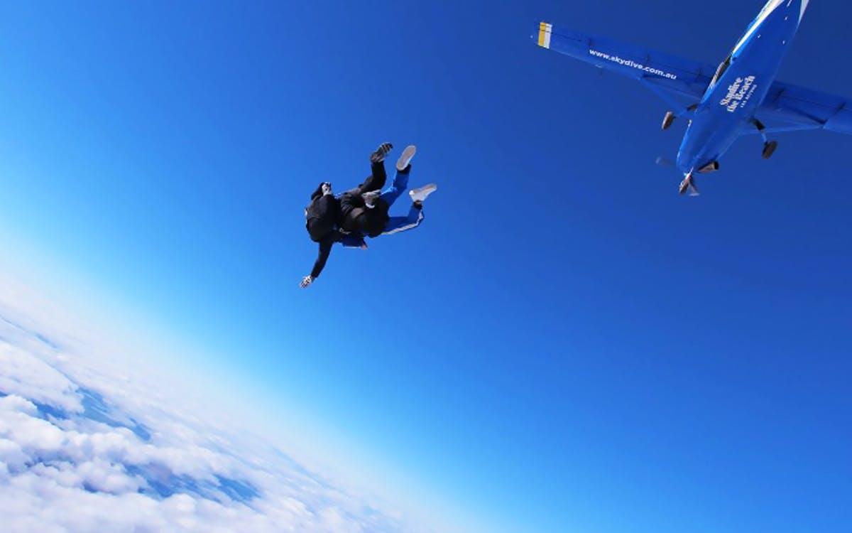 hunter valley tandem skydive tickets: 15,000ft-0