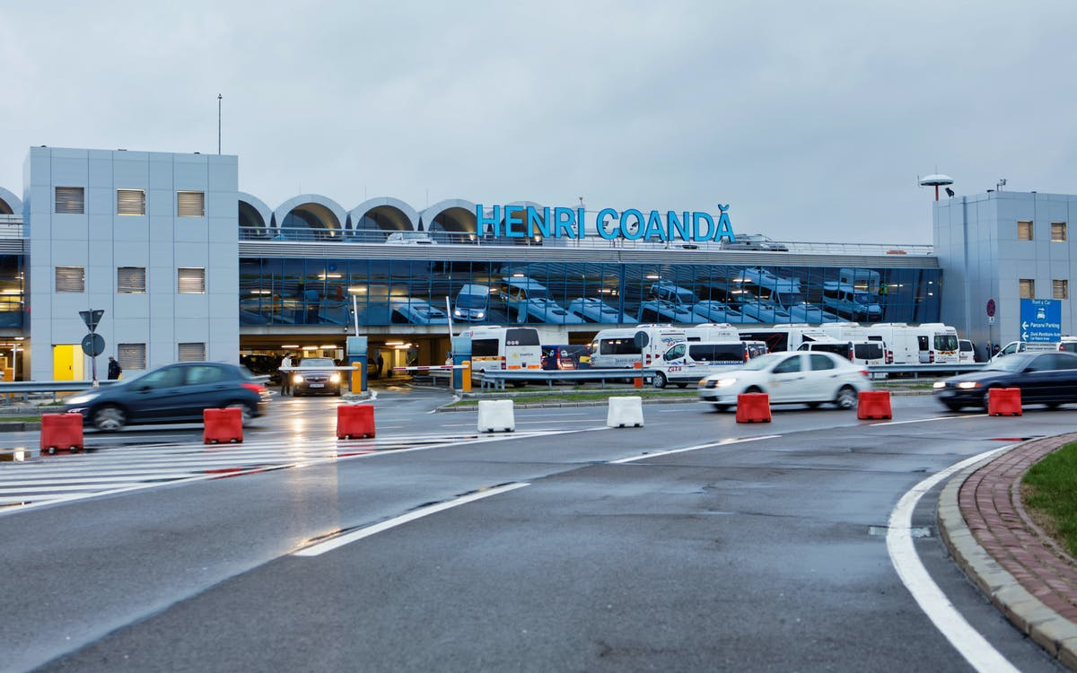 private bucharest airport transfer - from/to henri coandă airport-0