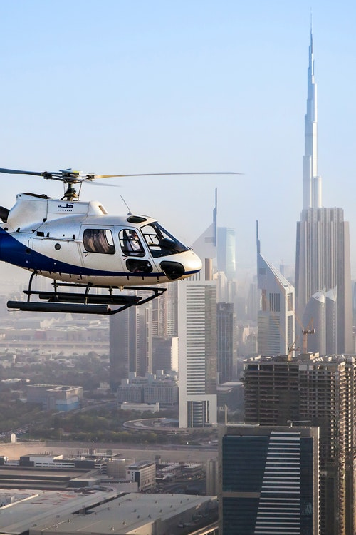 Dubai Heli Tours