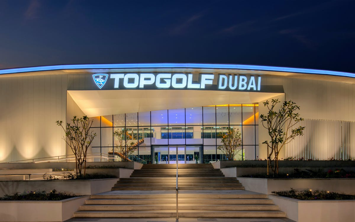 Topgolf Dubai
