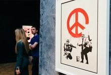The Art of Banksy Madrid