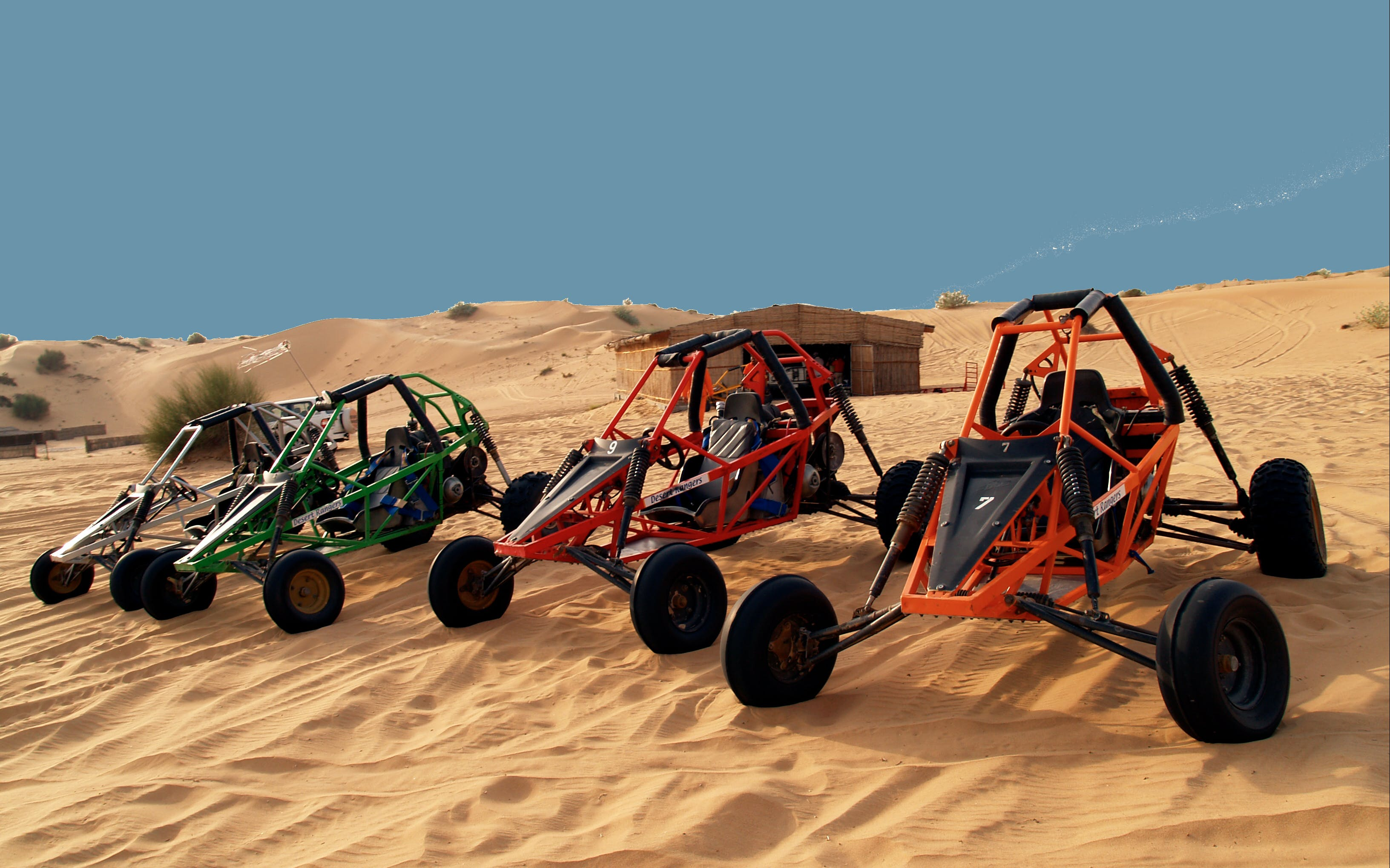 Private Dune Buggy Adventure