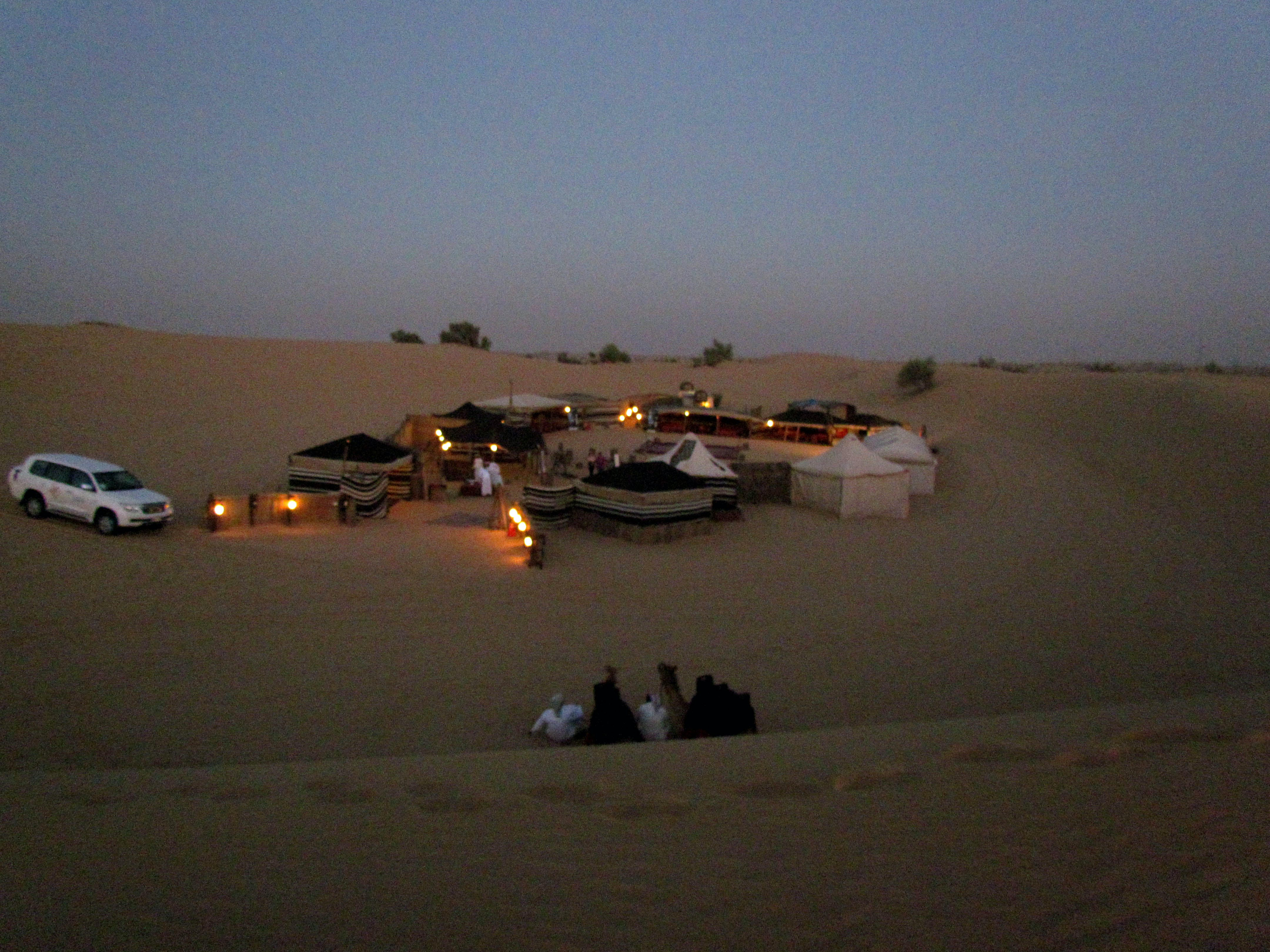 dinner in the desert-1